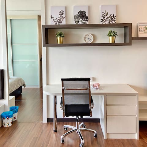 *NEW*CleanStudioW/Wifi, KLview, Near CherasKajang