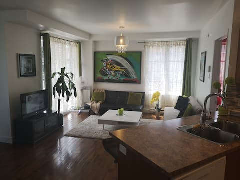 Beautiful 2 Bedroom Condo, for up to 6 people!