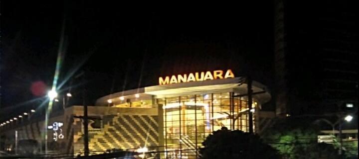 Apto em frente ao Shopping Manauara,2 quartos,luxo
