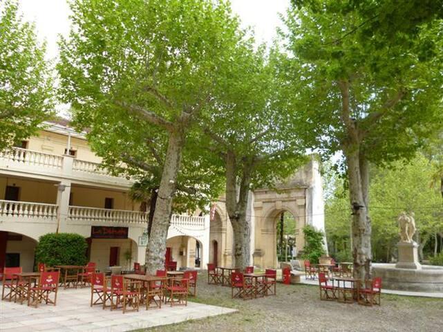 L'amandeline - Allègre-les-Fumades - Apartamento