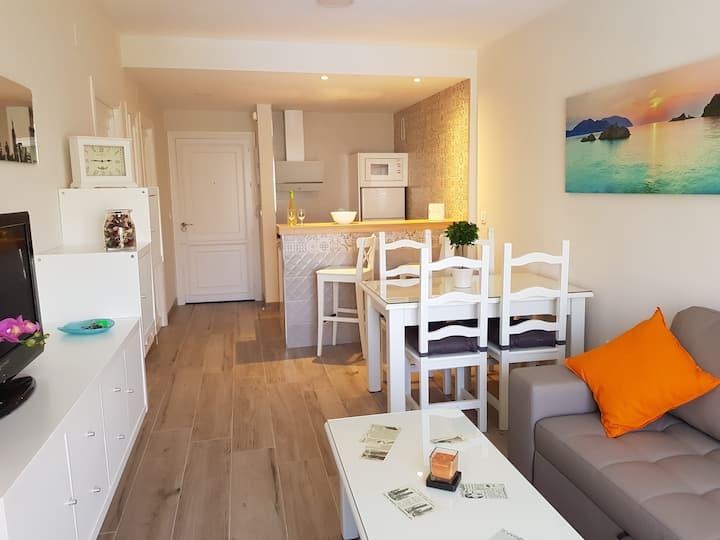 Apartamento a estrenar primera línea   Fuengirola