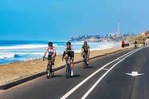 Biking trails all over Orange County