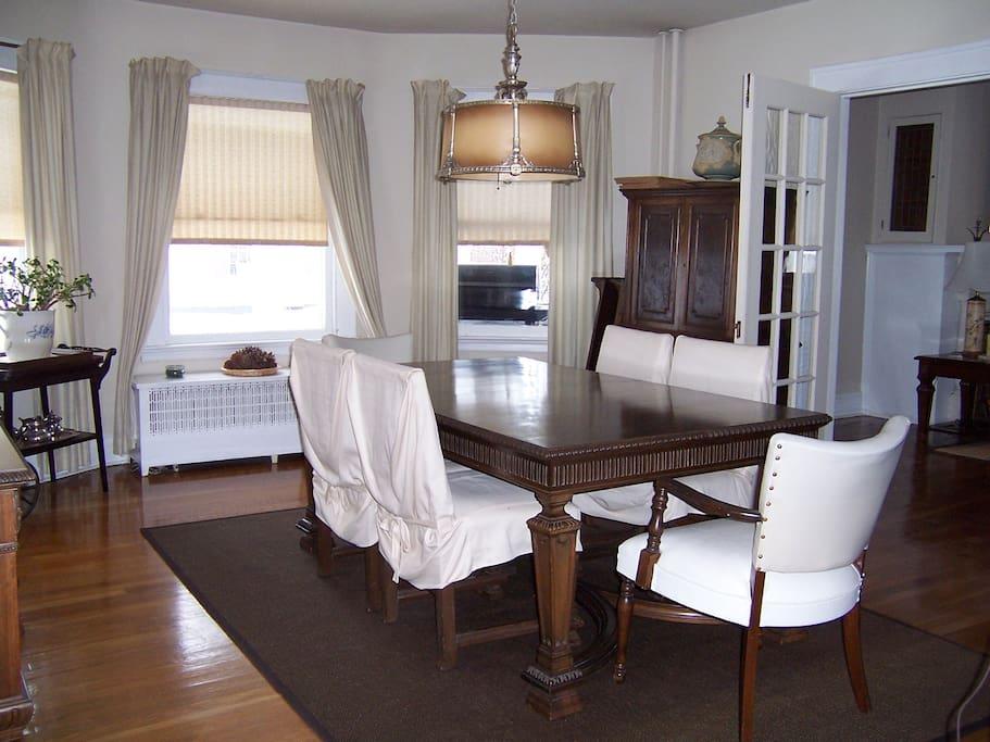 Jeffersonian queen suite pernottamento e colazione in for Pernottamento new york