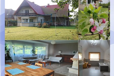 House 200m2, garden, for kids! 20min Gdansk / sea