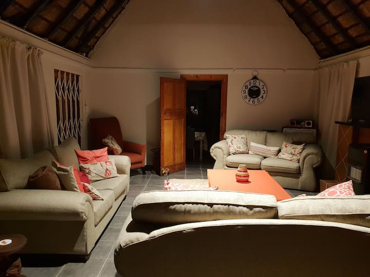 Khalafukwe Country Lodge