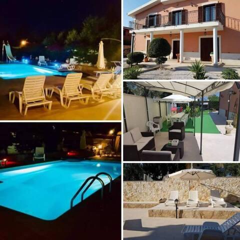 Villa Fatima con piscina  Rooms & Breakfast.