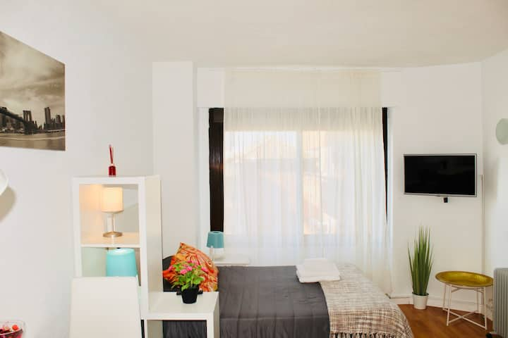 New loft in Seville with perfect location