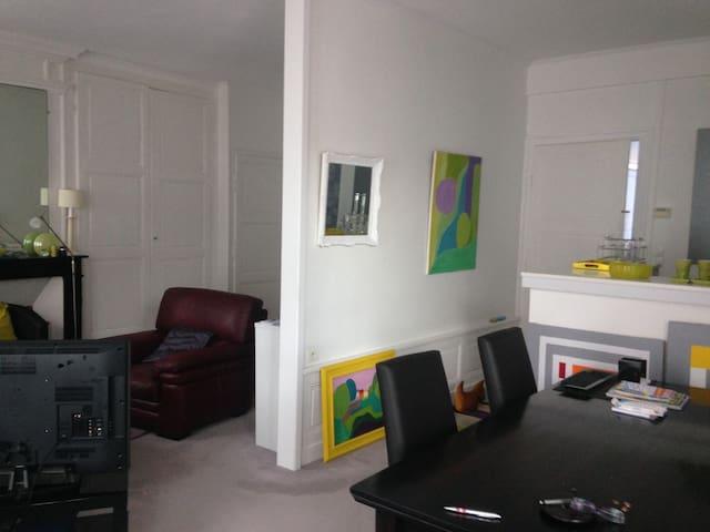 Etat Neuf, Proximité gare sncf et centre ville - Troyes - Apartamento