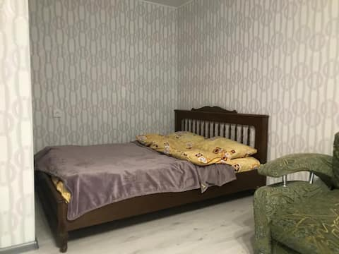 Family quiet apartment near Sofievsky Park