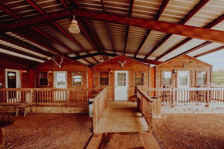 Lazy CK Ranch Cabin #3
