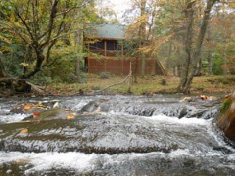 Snowbird Creek Cabin, Flyfish, Tail of the Dragon