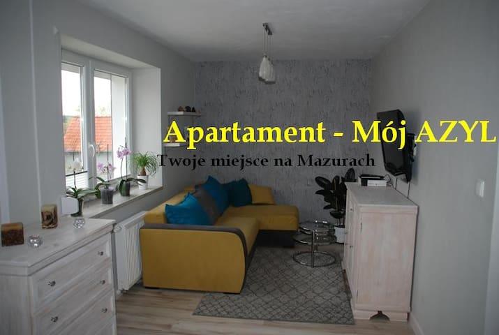 Apartament - Mój AZYL