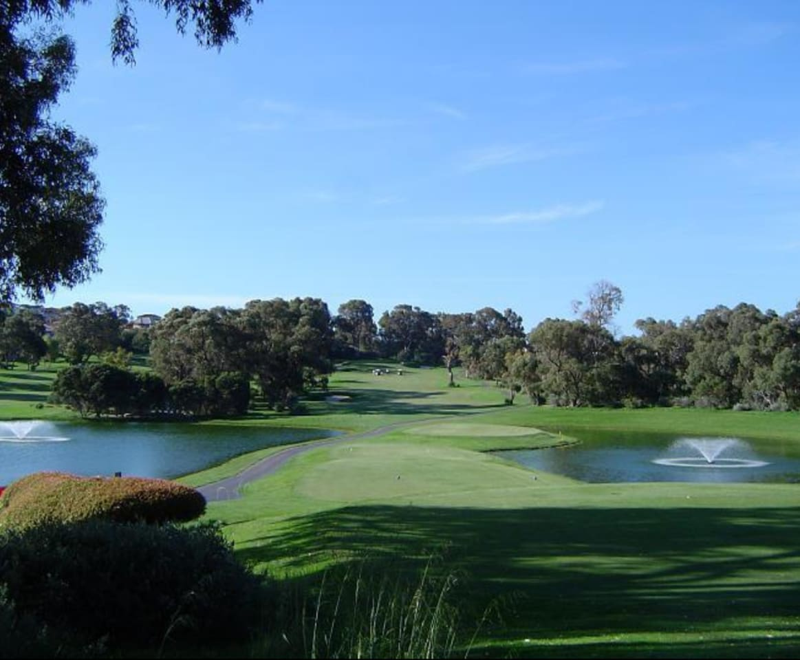Nearby Joondalup Golf Resort