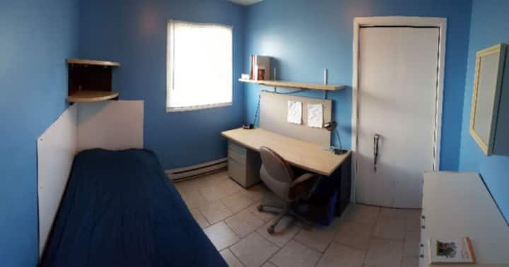 Chambres à louer à Saint-Georges