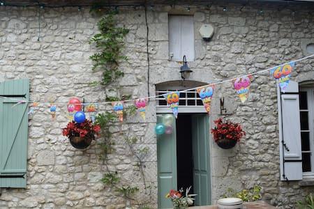 Your Holiday at La Grosse Forge. - Bonneville-et-Saint-Avit-de-Fumadières - 단독주택