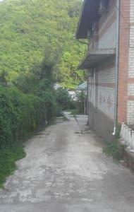 Частный сектор на Ореховом переулке - Пляхо