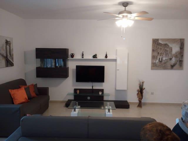 Xghajra - Huge 3 Bedroom Appartment