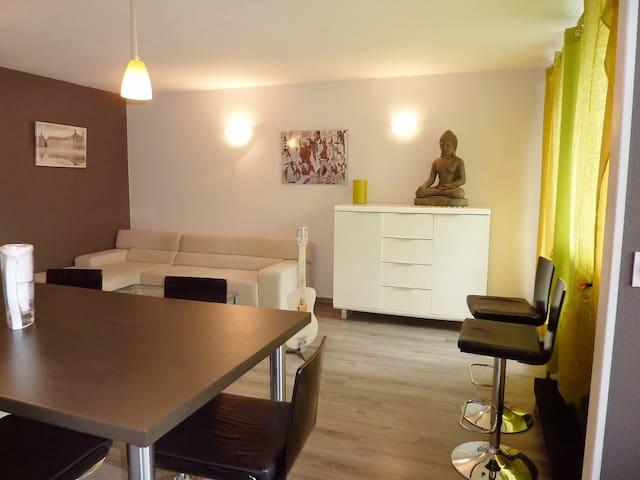 Appartement T3 Blanquefort proximité Bordeaux