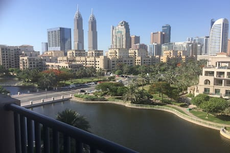 Neat 1 BR Apartment in Greens - Dubai