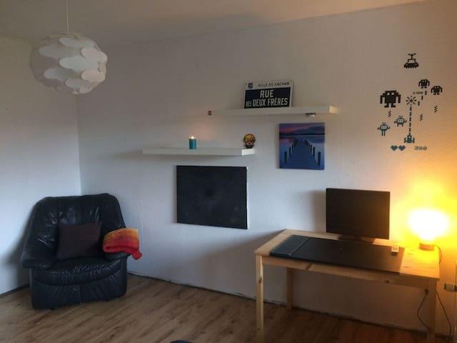 Schönes, helles Zimmer in Braunschweig