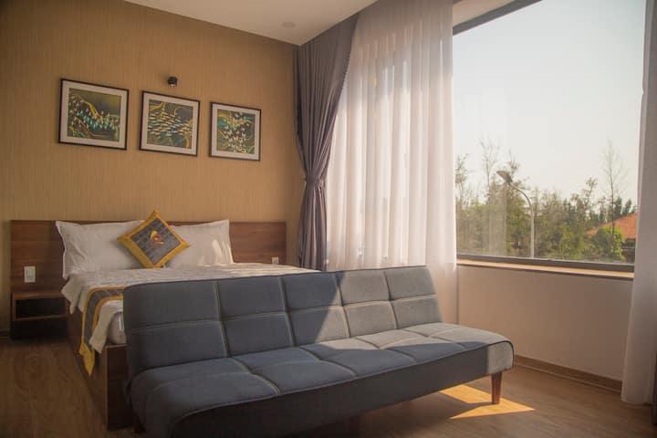 Khách sạn Phú Yên - BaKa Hotel Double room 202