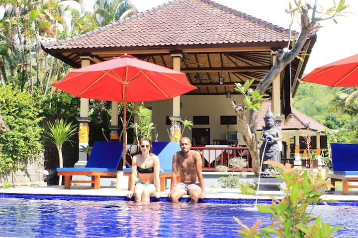 Bintang Beach Villas - Abang - Appartement