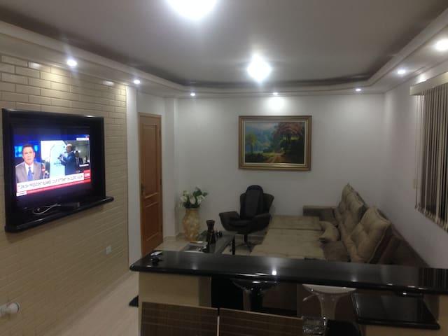 apartamento com vista panorâmica da cidade - Poços de Caldas - Apartment
