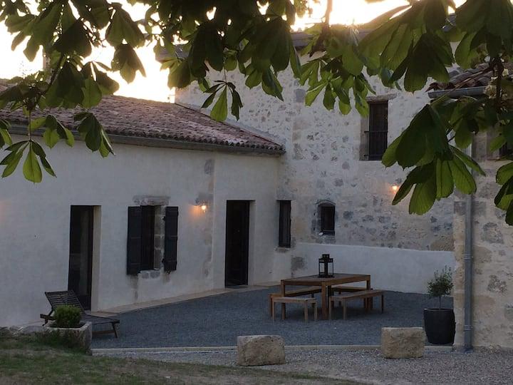Maison  familiale en Gascogne