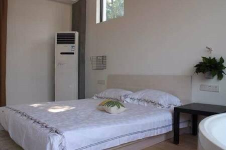 庭院大床房 - Changzhou - Villa
