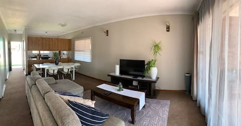 Spacious 2 bedroom apartment in security complex