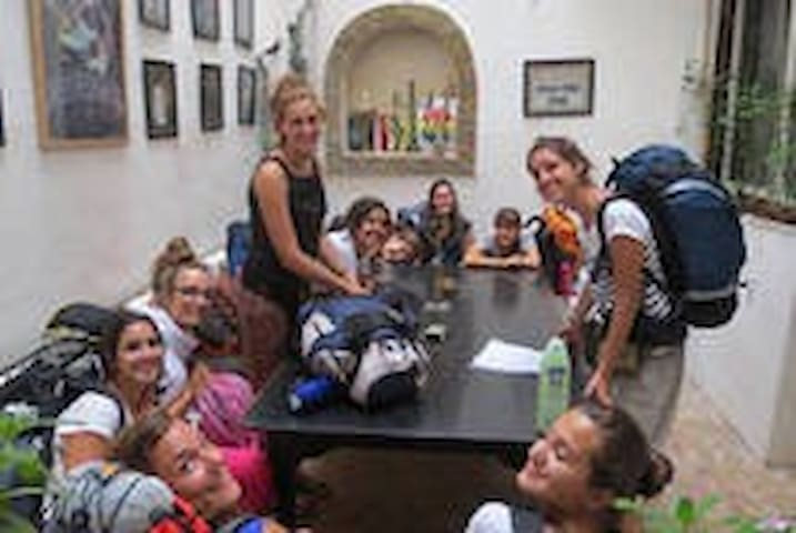 Essaouira Youth Hostel: 1 bed in 6 bed shared dorm