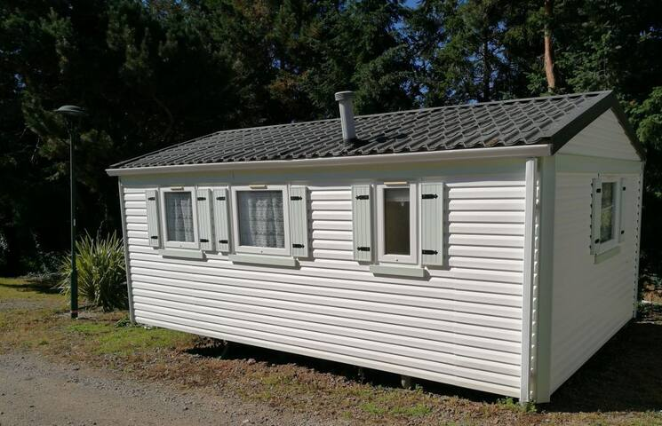 Bungalow  2 chambres 4 Places  avec Terrasse