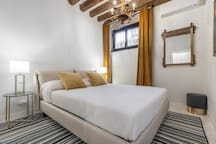Bedroom, ground floor