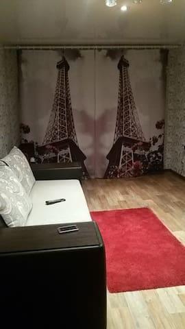 Уютная 1-однокомнатная квартира - Kirovsk