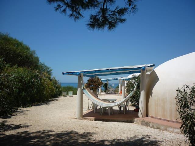 Sicilia - Bungalow sul mare