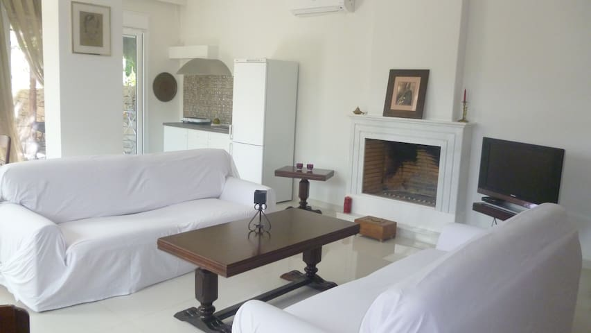 PALACE Luxury Palio near the sea - Kavala - Apartamento