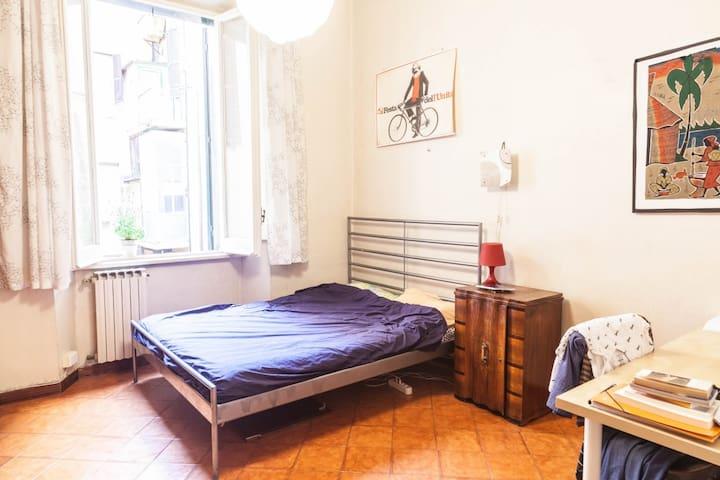 Roma centro  luminoso appartamento