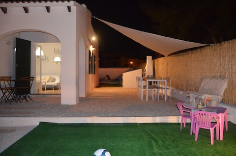 Chalet familiar  con piscina privada