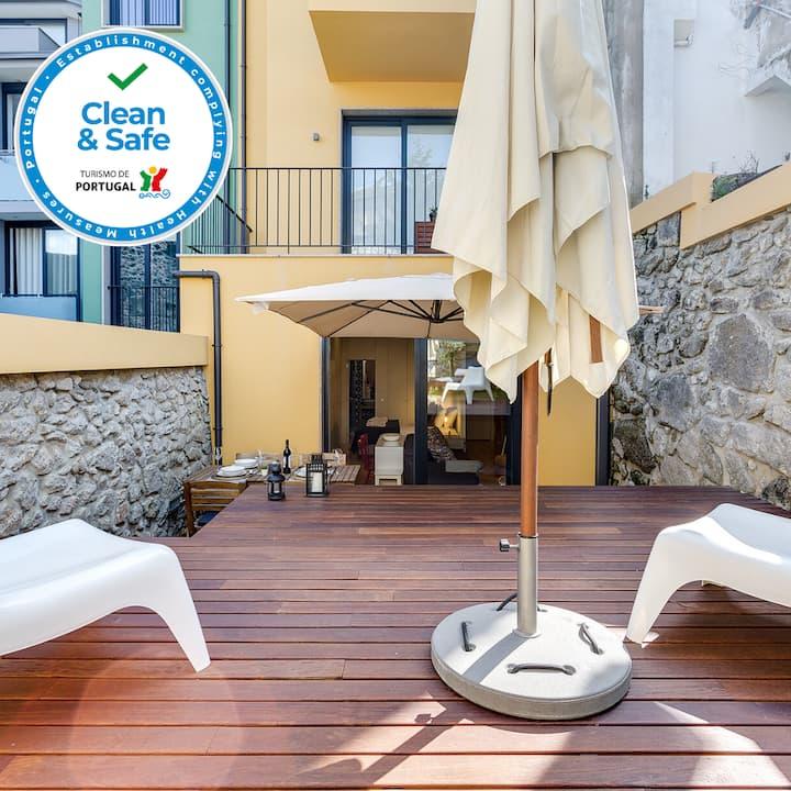 DA'HOME - Pinheiro Terrace Studio