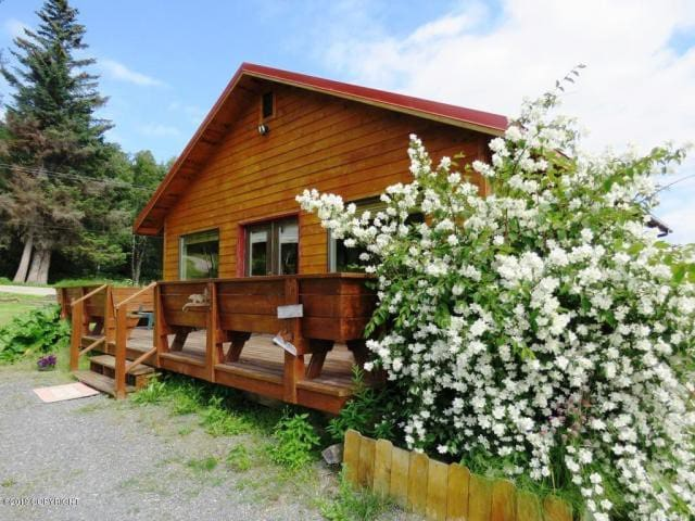 Bear Canyon Cottages - Garden House