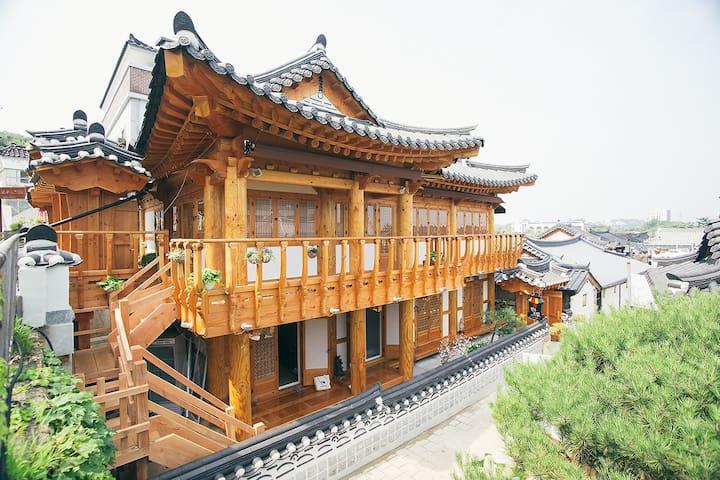 전주 한옥마을 라온한옥꿀잠-한란 - Wansan-gu, Jeonju