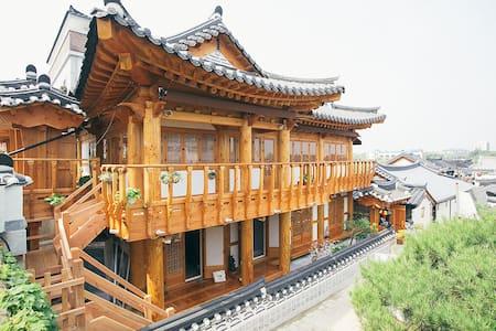 전주 한옥마을 라온한옥꿀잠-한란 - Wansan-gu, Jeonju - Bed & Breakfast