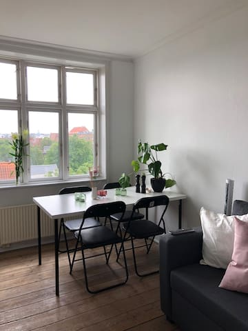 Perfect flat in the center of Copenhagen