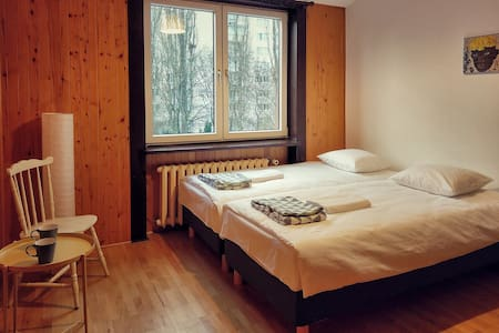 MOSU Wawa cozy privat room - Warschau