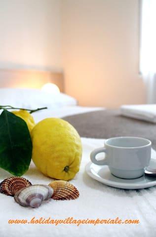 Appartamenti per Vacanze - Rocca Imperiale Marina - Apartment