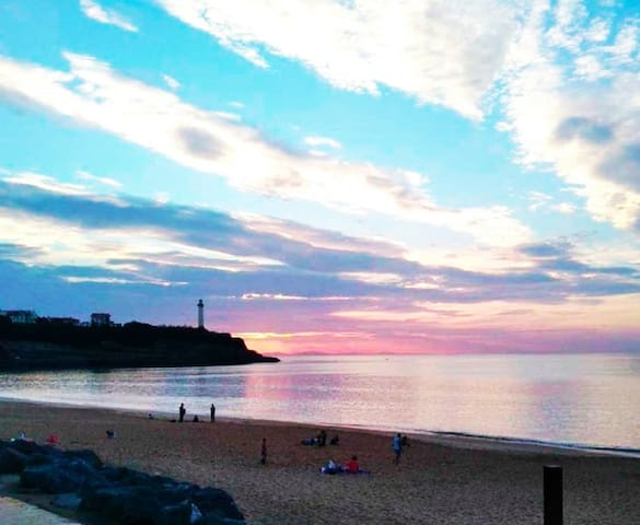 Location 4 Anglet-chiberta  Pays-Basque /