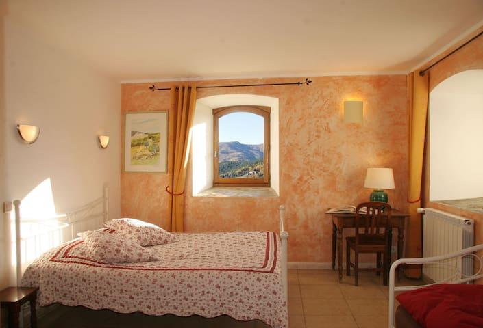 Chambres et table d'hôtes Lou-Rey - Le Collet-de-Dèze - Servicelägenhet