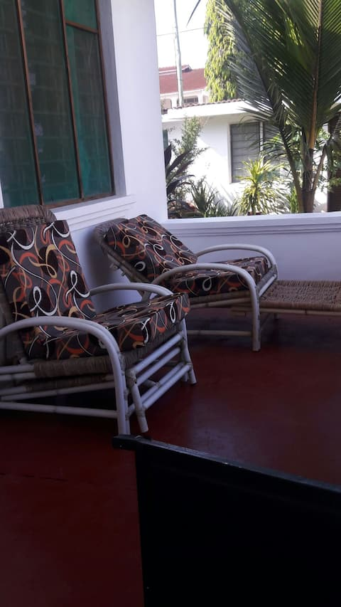 Guest house for rent 500 metres from Serena Beach