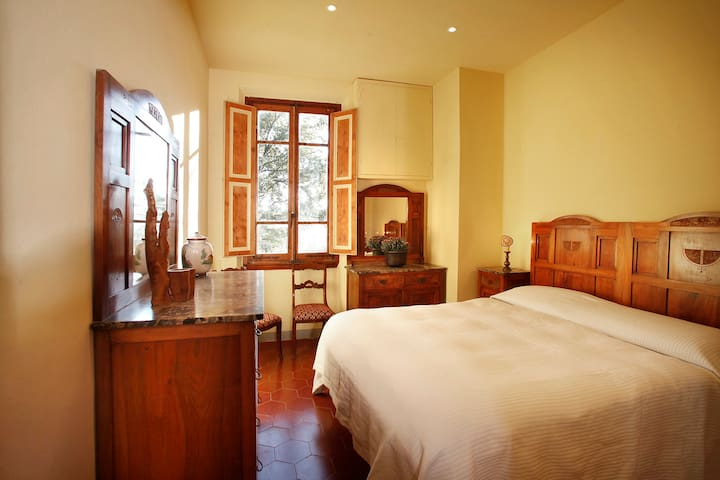 Villa elegante con grande giardino - Borgo San Lorenzo - Hus
