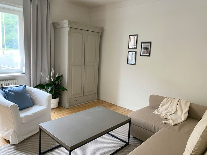 Lovely 1 bedroom apartment close to water